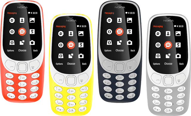 MWC 2017: Nokia 3310 is back 3