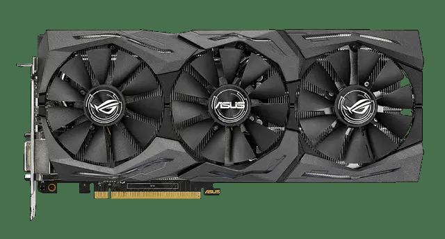 ASUS Announces ROG Strix GeForce GTX 1080 Ti and Turbo GeForce GTX 1080 Ti 6