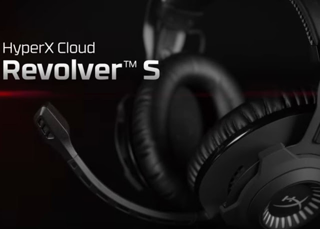 HyperX Cloud Revolver S Virtual Dolby 7.1 Surround Gaming Headset Review 31