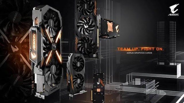 GIGABYTE Unveils Full AORUS Graphics Card Lineup 11