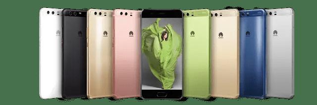 Buy: Huawei P10/P10 Plus VS Samsung Galaxy S8/S8+ 2
