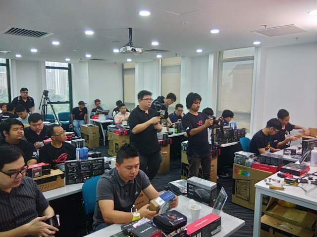 ASUS Aims To Bring Liquid Cooling To The Mass With Liquid Cooling Workshop For ASUS Partners 18