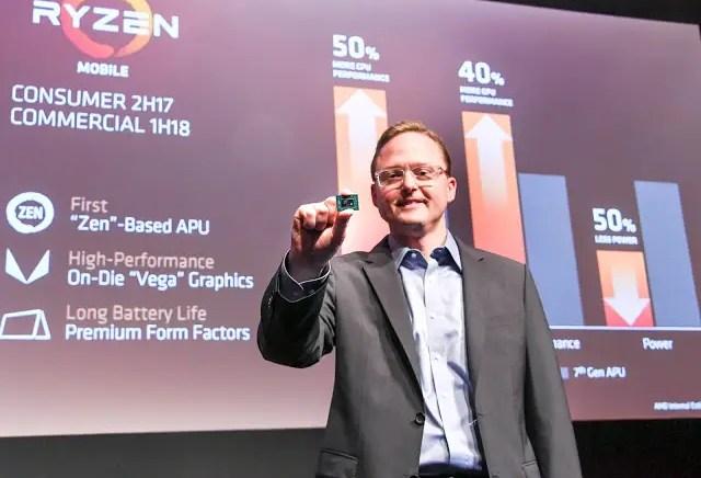 Computex 2017: AMD Demonstrates the Ryzen Threadripper & Radeon Vega 15