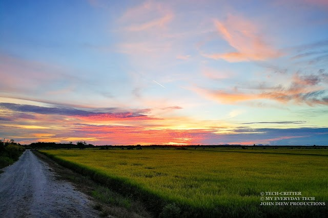 Sunset Smartphonegraphy Tips featuring Huawei P10 Plus 27