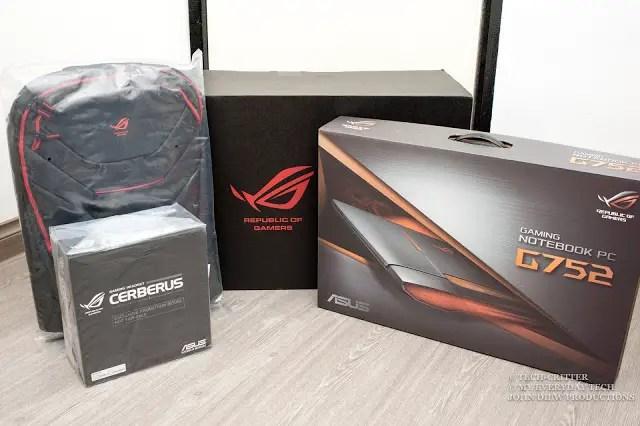 ASUS ROG G752VS Gaming Notebook Review 76