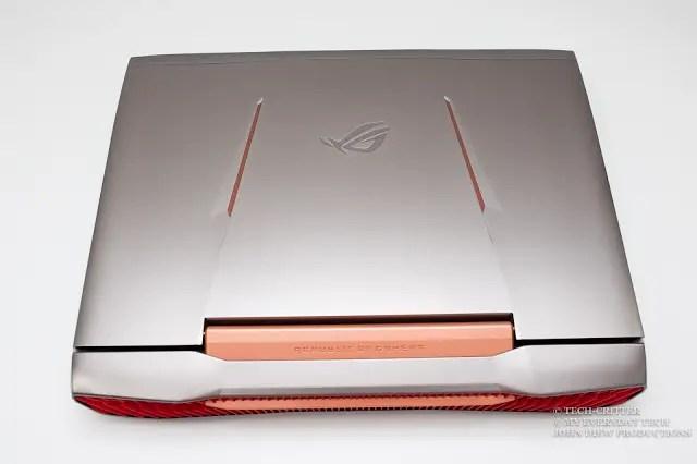 ASUS ROG G752VS Gaming Notebook Review 81