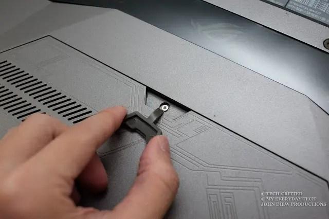 ASUS ROG G752VS Gaming Notebook Review 93