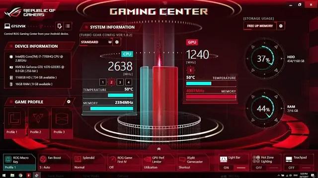 ASUS ROG G752VS Gaming Notebook Review 100