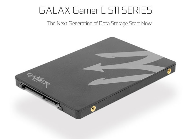 GALAX Malaysia Announces The Availability of The GAMER SSD L S11, Price Starts At RM249 1