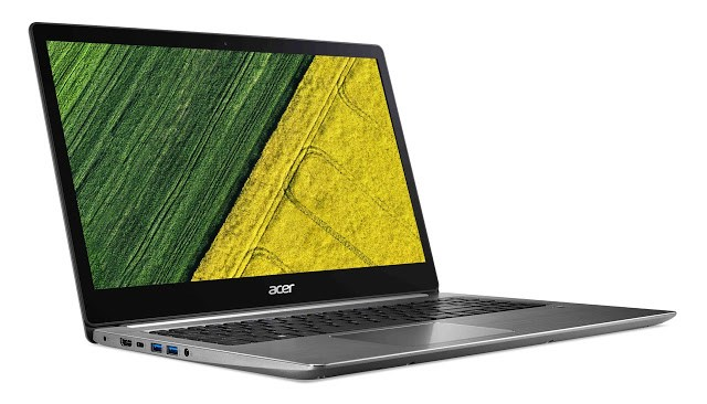Acer Swift 3 now available with 8th Generation Intel Processor 12