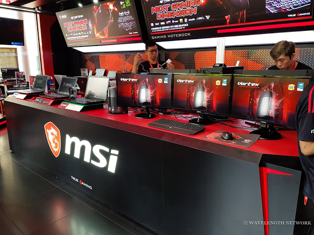MSI Concept Store Opens: Largest in the World, in the heart of Kuala Lumpur 31