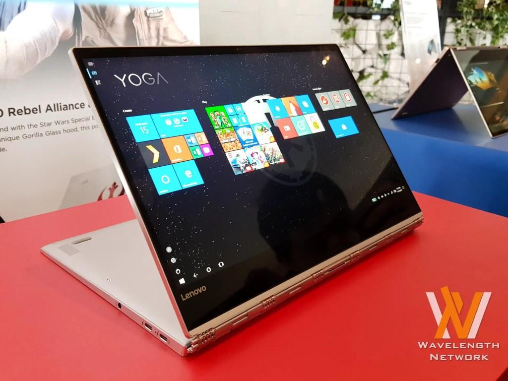 Star Wars Special Edition Lenovo Yoga 920 Coming To Malaysia