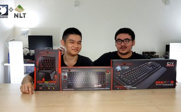 Unboxing & Quick Look Gaming Freak SHK87, 1ON1, & MX RGB 9 Keyboards