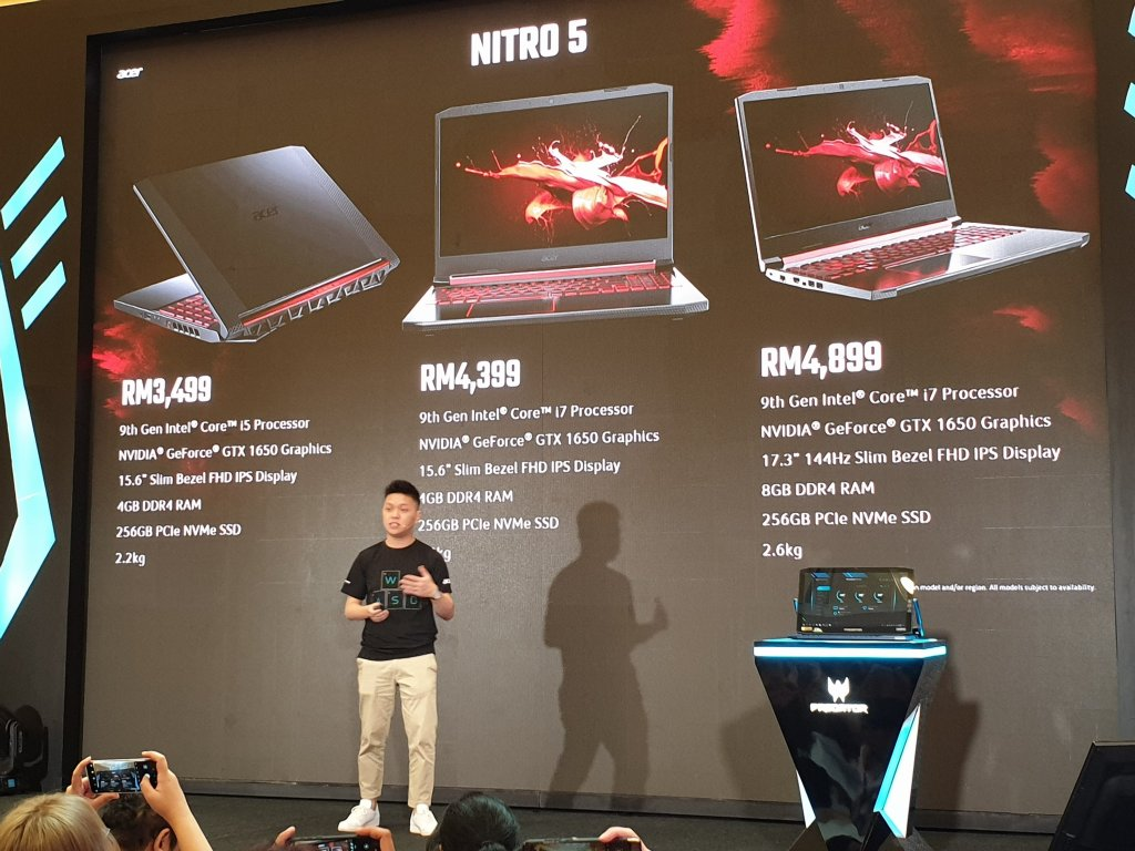 Acer Malaysia Introduces new Predator Gaming Devices 6