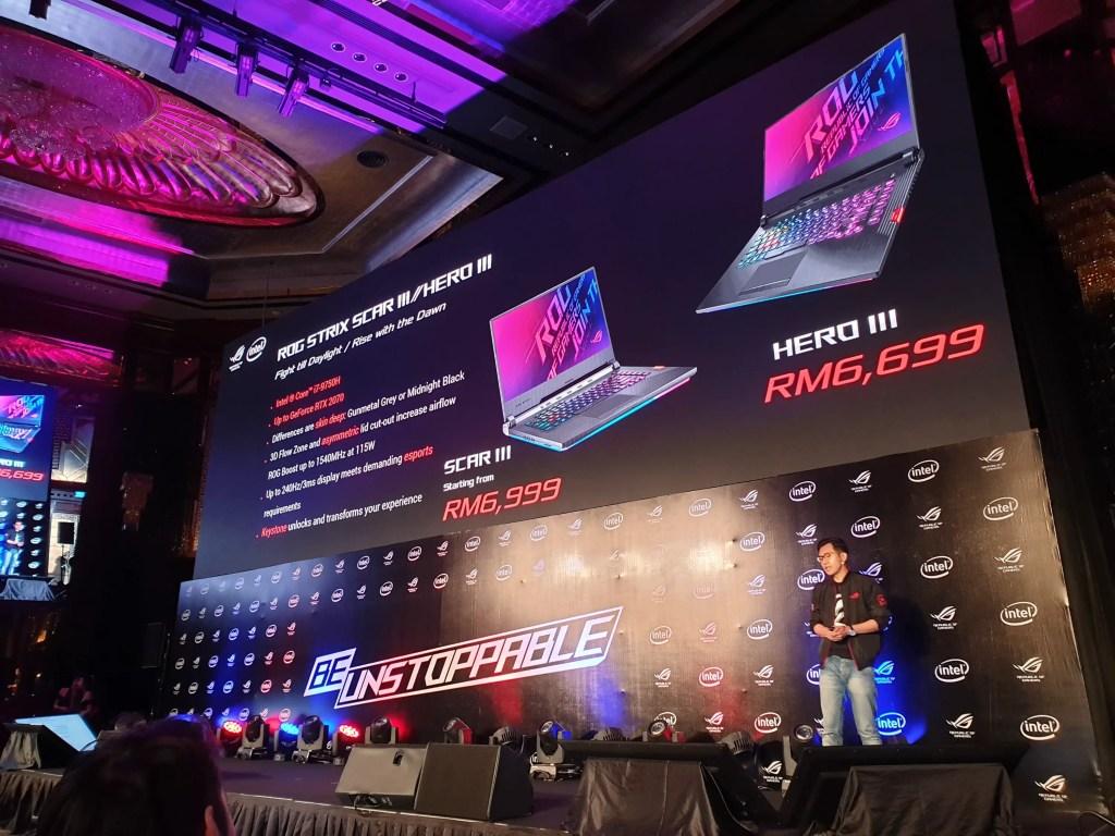ROG Malaysia Announces ROG Mothership, Glacier Blue Colour and new Laptop & Desktop Lineup 7