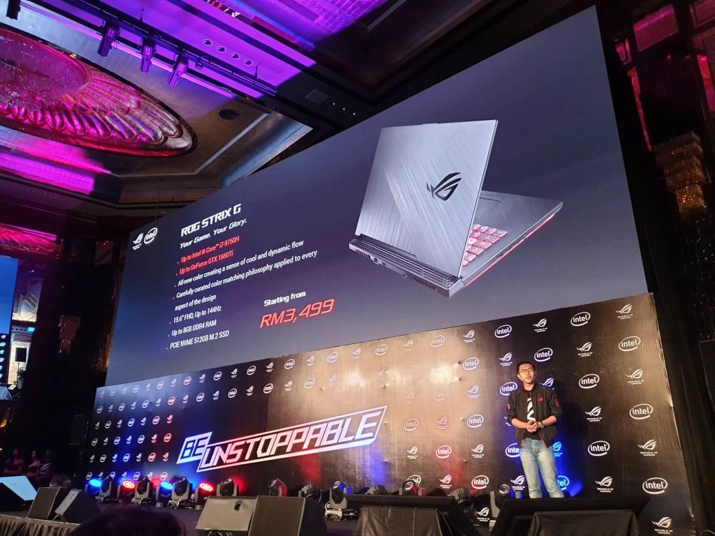 ROG Malaysia Announces ROG Mothership, Glacier Blue Colour and new Laptop & Desktop Lineup 4