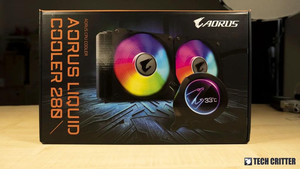 AORUS Liquid Cooler 280_1