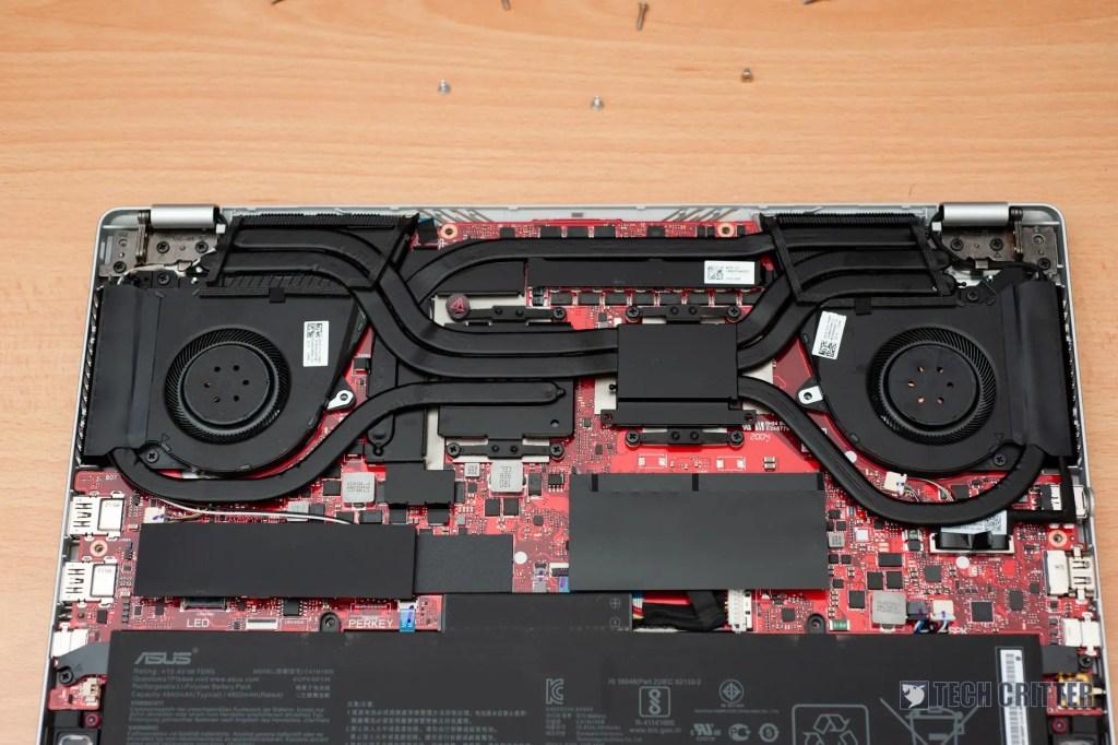 "Review - ASUS ROG Zephyrus G14 GA401IV (R9-4900HS   RTX 2060   16GB DDR4-3200   1TB NVMe SSD   14"" FHD IPS 120Hz) 21"