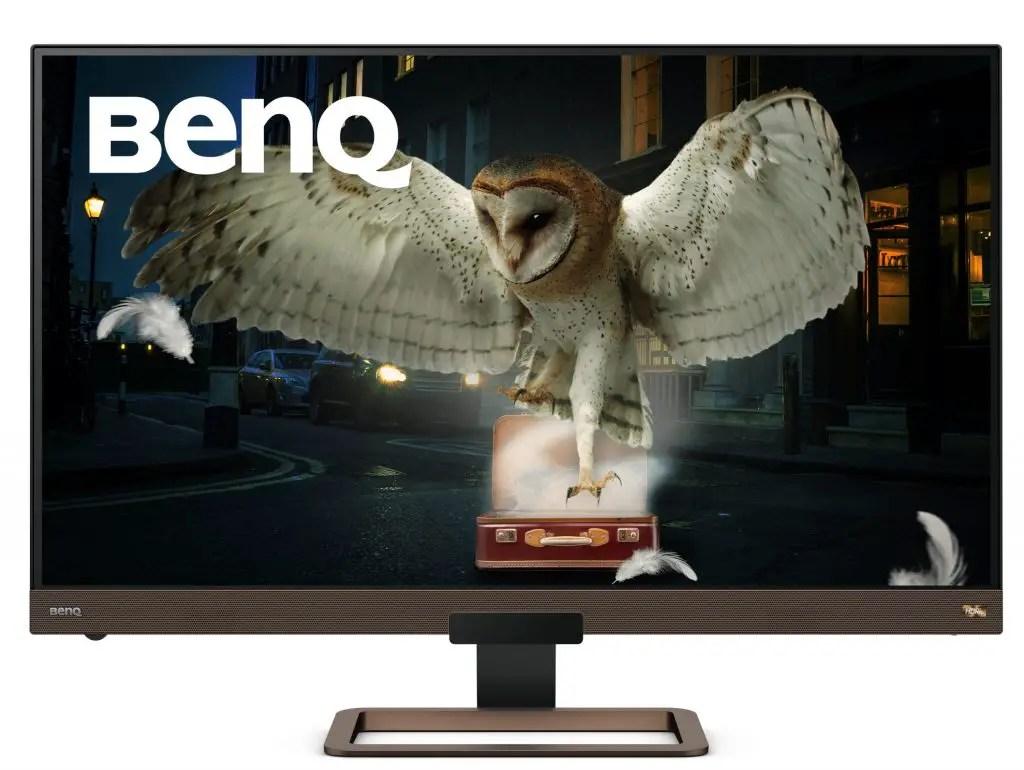 BenQ Monitor EW3280U - 4K HDRi