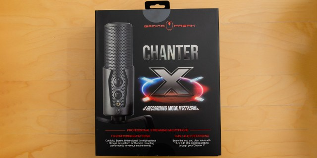 Gaming Freak Chanter X