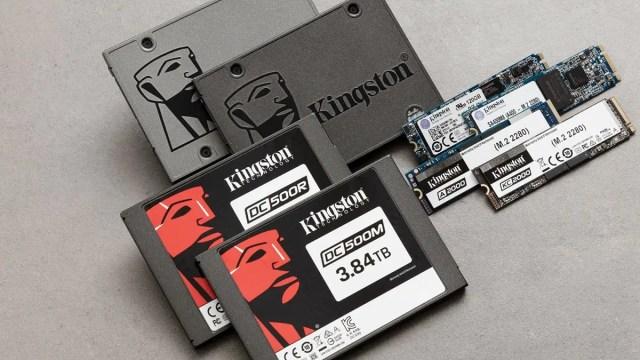 Kingston Technology Leads Channel SSD Shipments in 2019