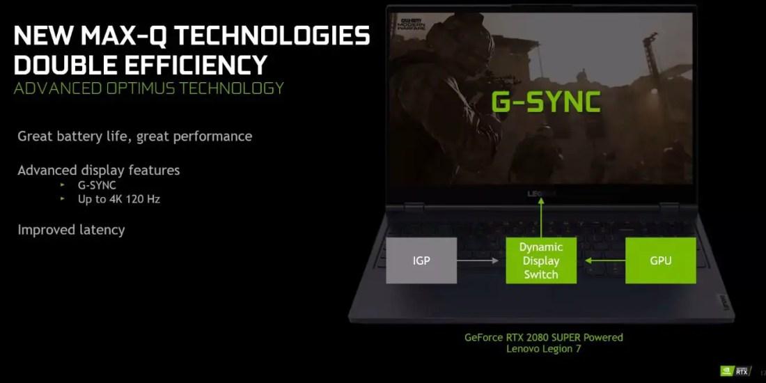 NVIDIA RTX SUPER Laptops Advanced Optimus (1)