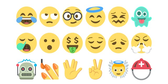 Type emojis Windows 10