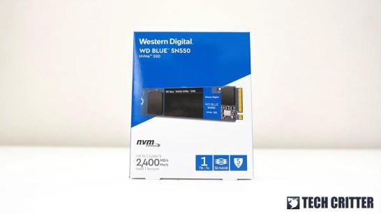 WD Blue SN550 1TB 2