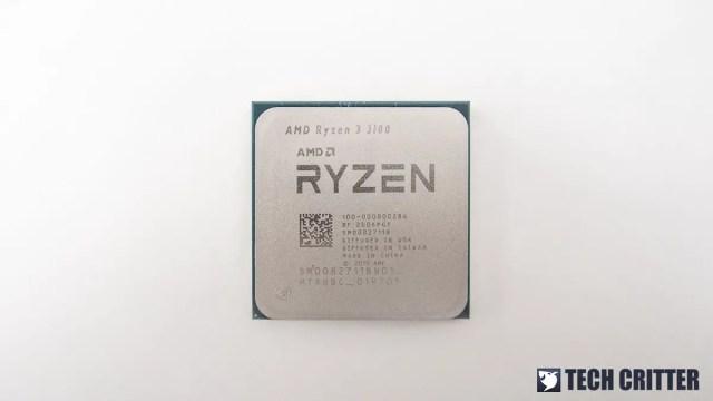 AMD Ryzen 3 3300X 3100 2