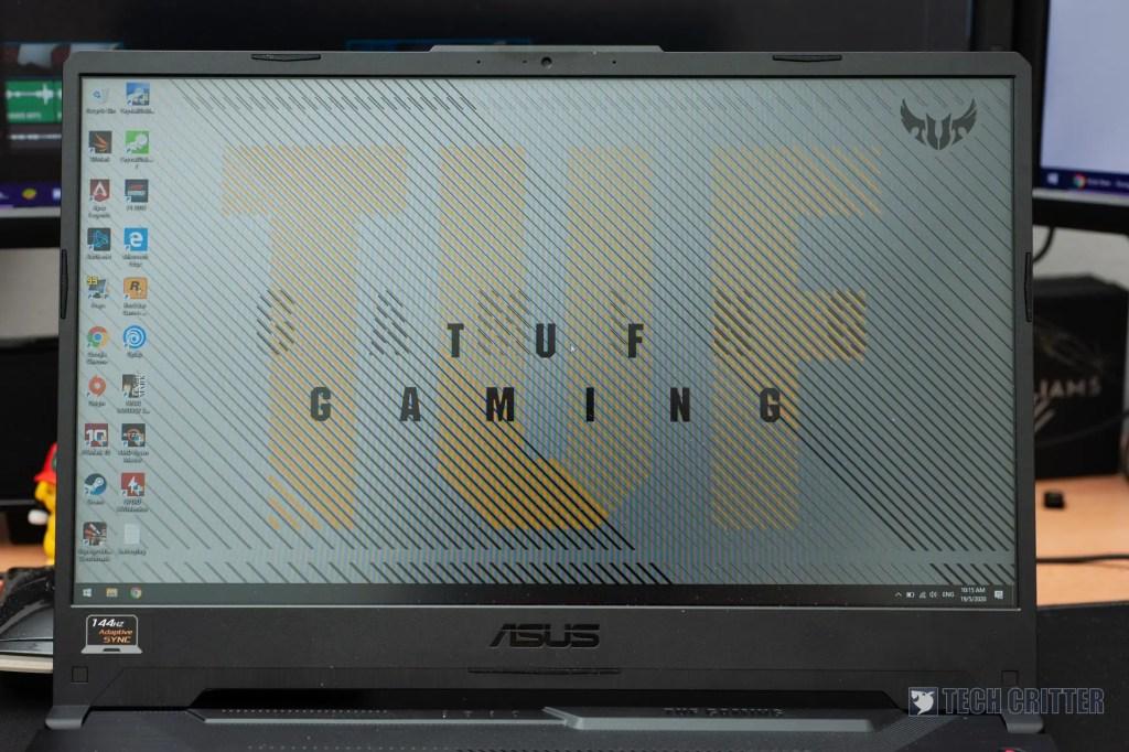 ASUS TUF Gaming A15 00002