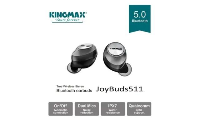 Kingmax JoyBuds 511 Featured