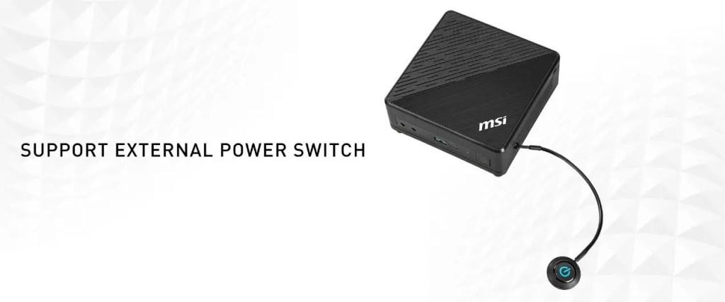 The Mini PC MSI Cubi 5