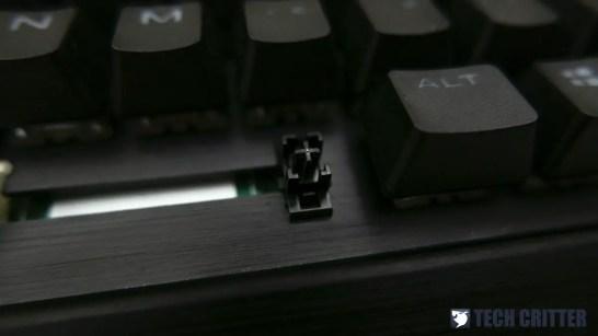 Corsair K95 RGB Platinum XT 43