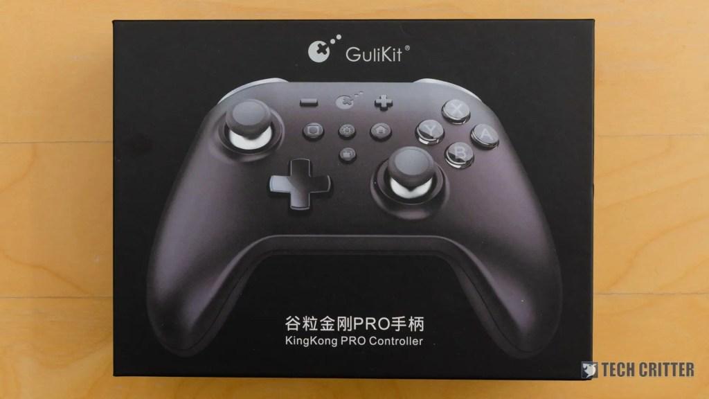 GuliKit Smart Kingkong Pro Controller 1