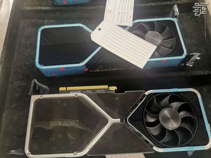NVIDIA GeForce RTX 3080 Leak 1