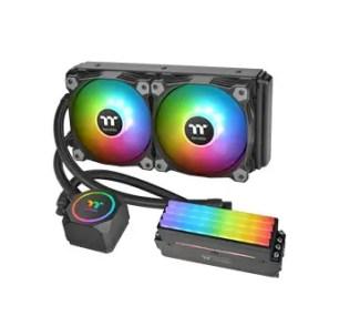Thermaltake Floe RC 240 CPU Memory AIO Liquid Cooler