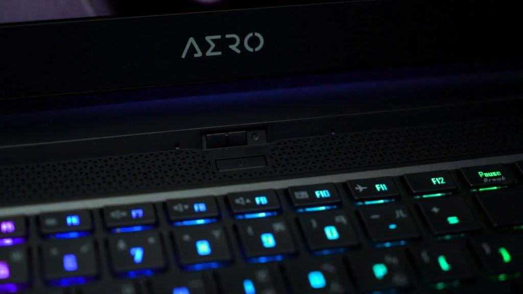 Gigabyte AERO 15 OLED XB (2020)