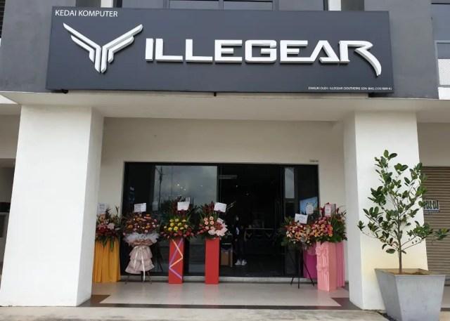 ILLEGEAR Johor Bahru