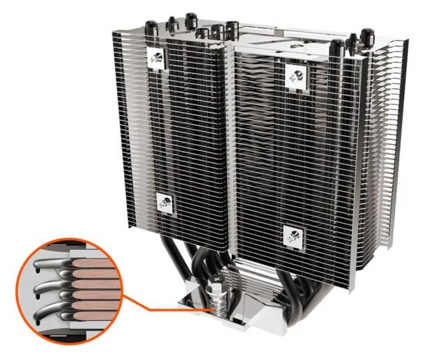 Gigabyte AORUS ATC800 CPU Cooler 1