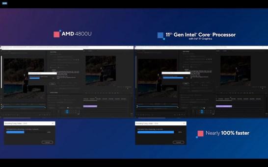 Intel 11th Gen CPU 1