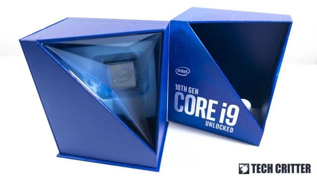 Intel Core i9 10900K 7