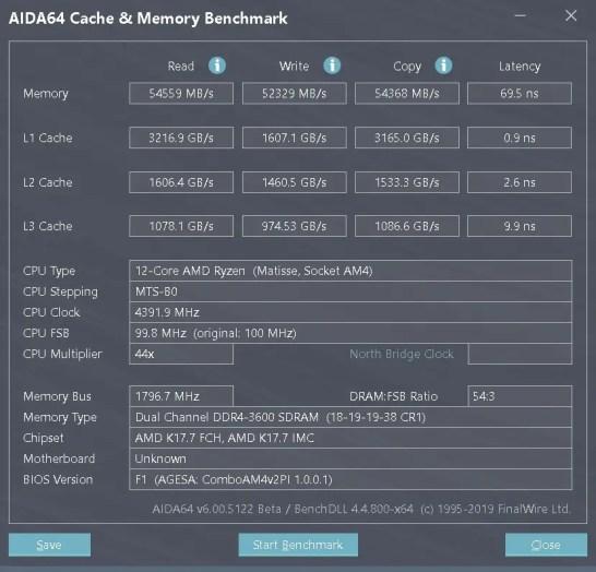 KLEVV BOLT XR AIDA64 DDR4 3600 CL18