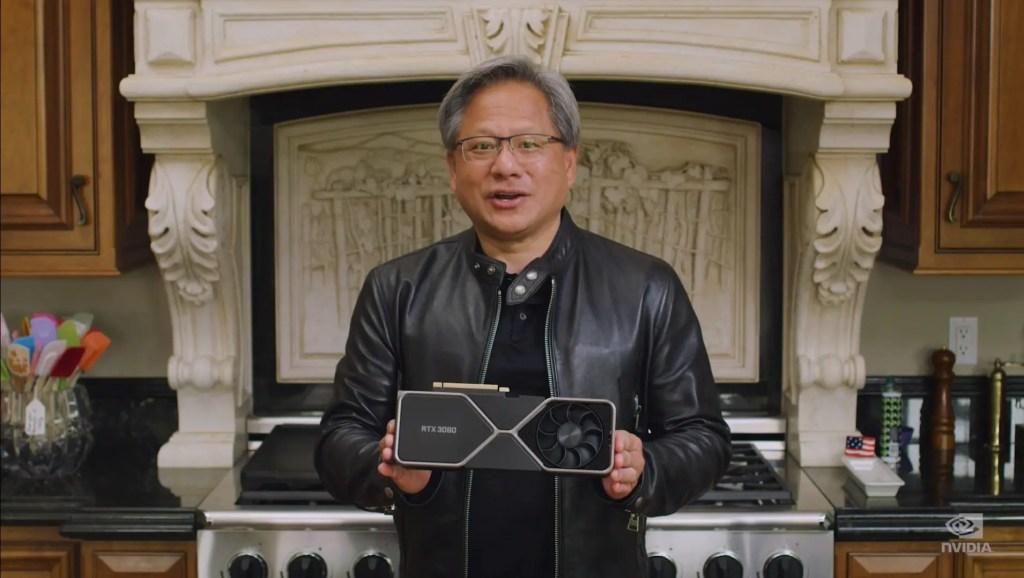 NVIDIA RTX 30 series announcement 1