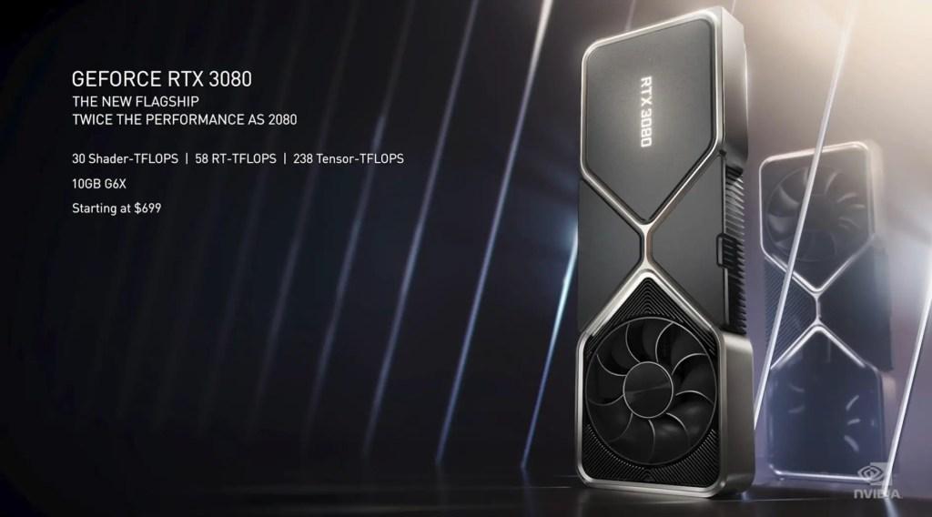 NVIDIA RTX 30 series announcement 4