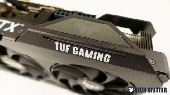 ASUS TUF Gaming GeForce RTX 3080 OC Edition 17