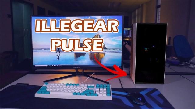 YouTube ILLEGEAR PULSE