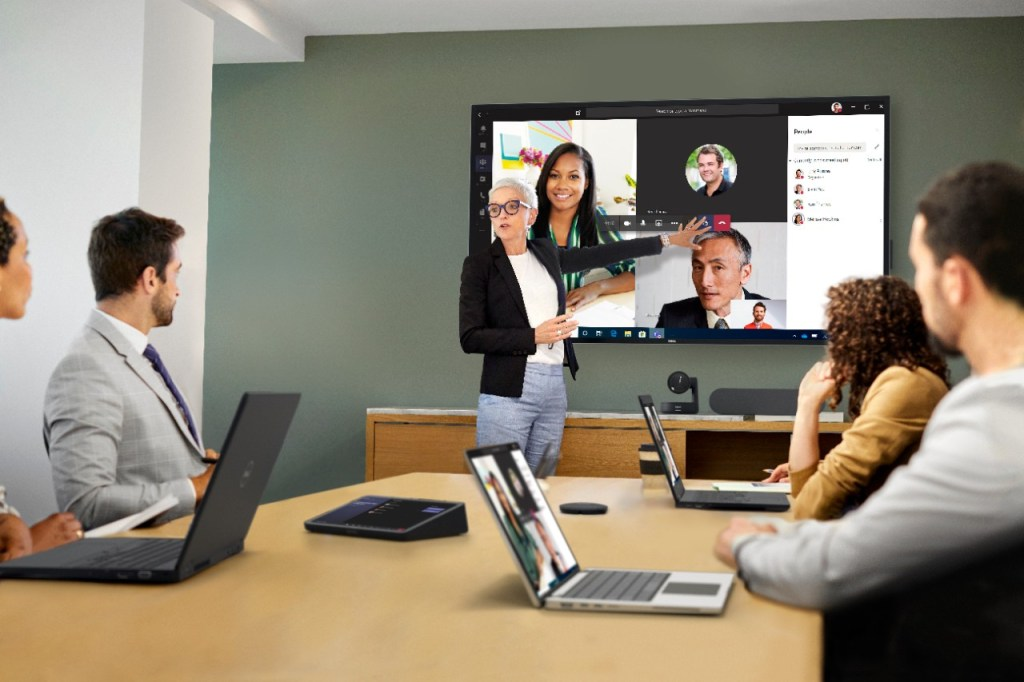 Dell Meeting Space Solutions