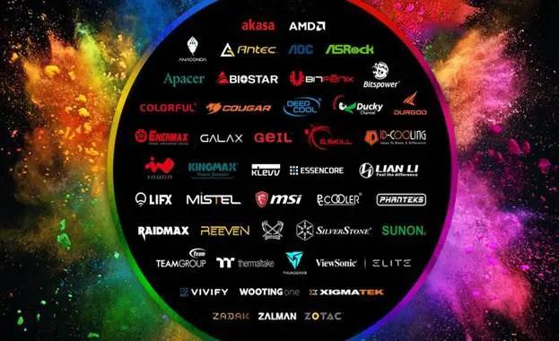 Razer Chroma RGB Partners