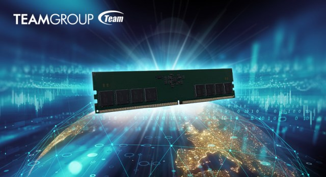 TEAMGROUP DDR5 RAM Announcement