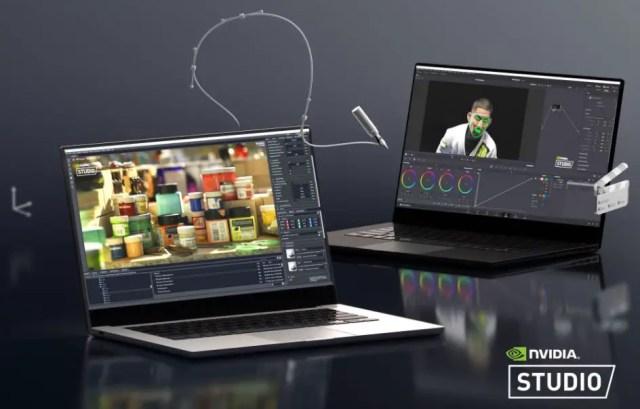 NVIDIA GeForce RTX 30 series laptops 3